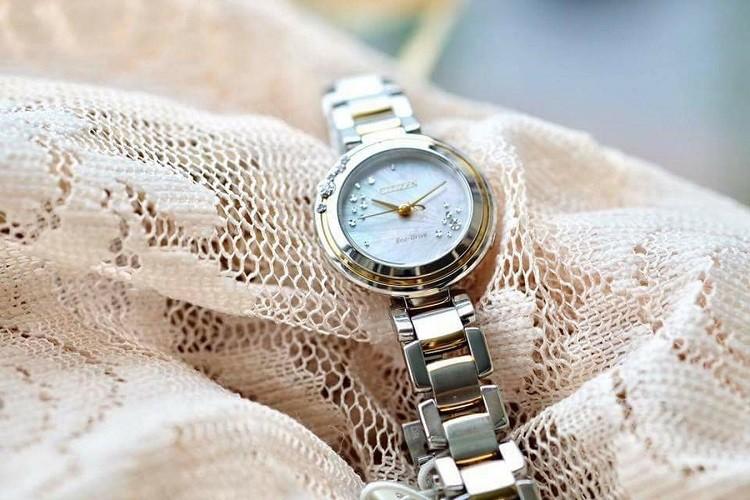 Top 5 đồng hồ Citizen hot nhất năm dành cho phái đẹp