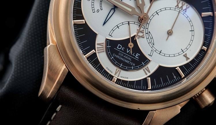 Top 5 đồng hồ Omega De Ville chính hãng khẳng định đẳng cấp