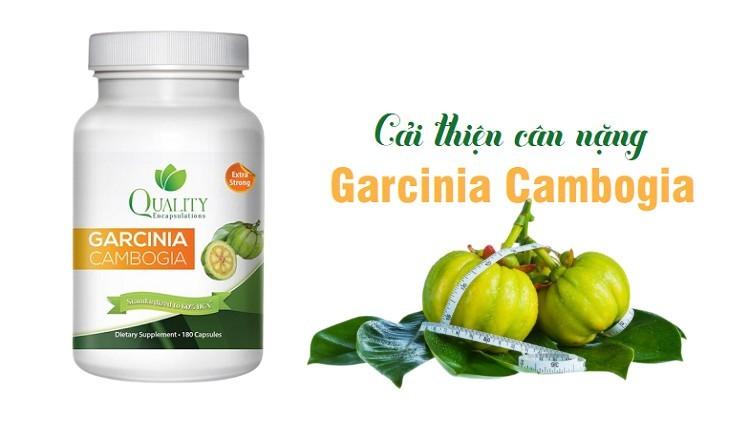 [Review] Viên uống cải thiện cân nặng Garcinia Cambogia 60% HCA của Mỹ