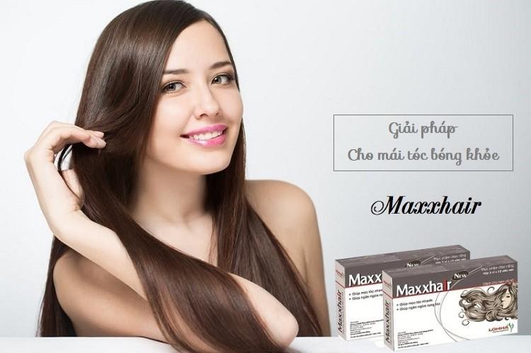 [Review] Viên uống Maxxhair - Giải pháp cho mái tóc bóng khỏe