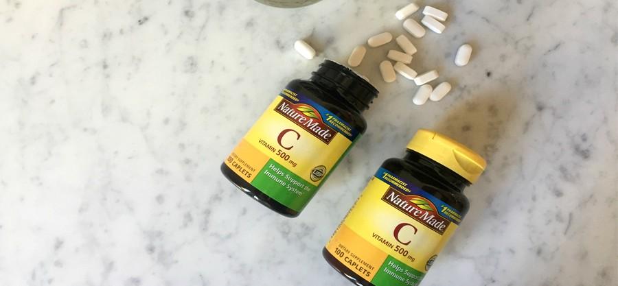 [Review] Viên uống Nature Made Vitamin C 500mg