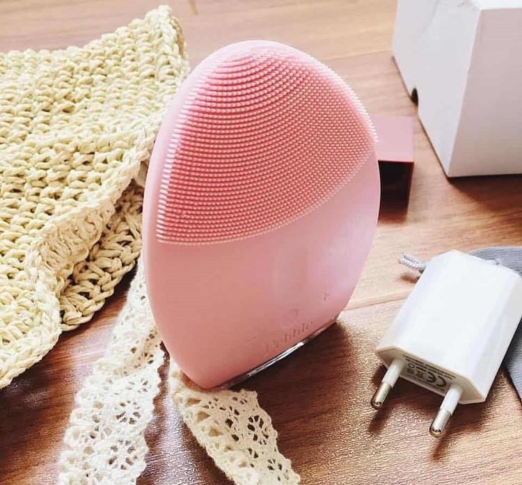 Review máy rửa mặt Pebble Lisa 2 trong 1 công nghệ T-Sonic