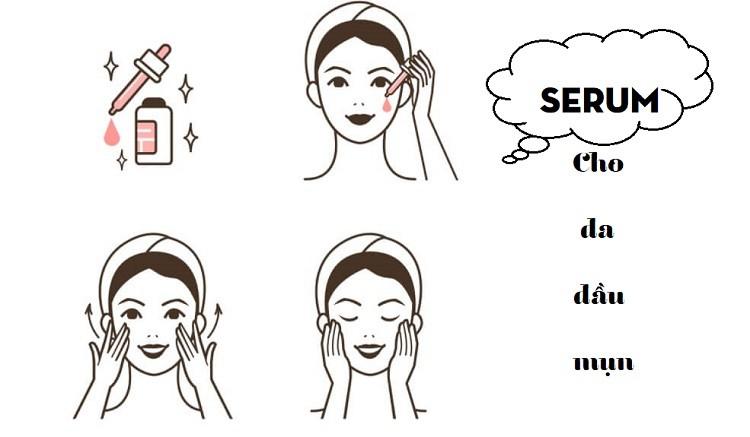TOP 5 các loại serum cho da dầu mụn tốt nhất hiện nay