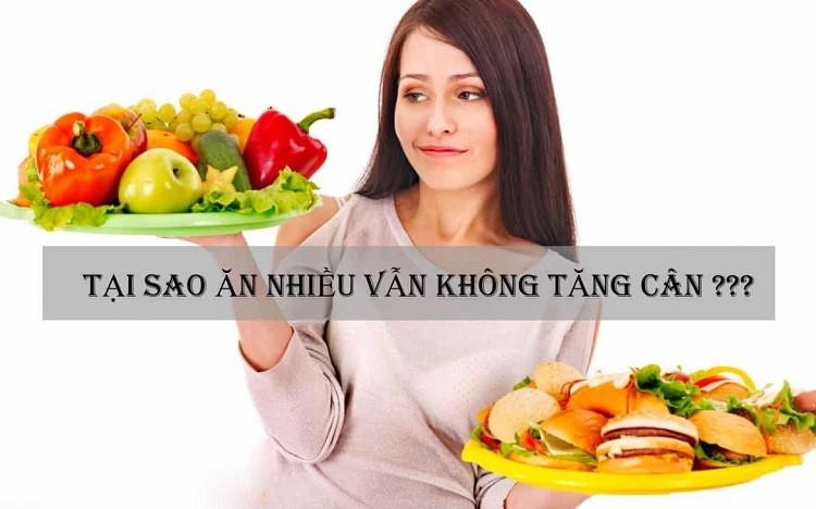 Chế độ ăn cho người khó tăng cân cực kỳ hiệu quả
