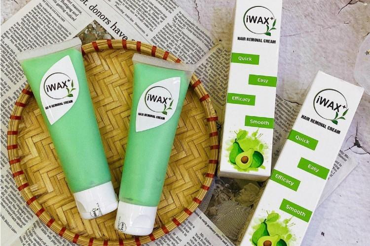 Review kem tẩy lông Iwax có tốt không từ người dùng