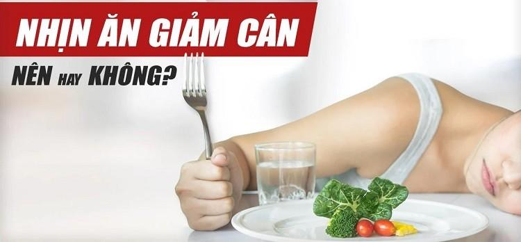 Nhịn ăn có giảm cân không? Bật mí cách nhịn ăn giảm cân nhanh nhất