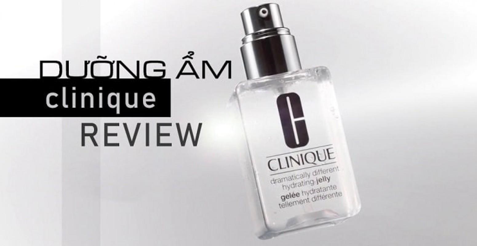 Review kem dưỡng ẩm Clinique từ người dùng