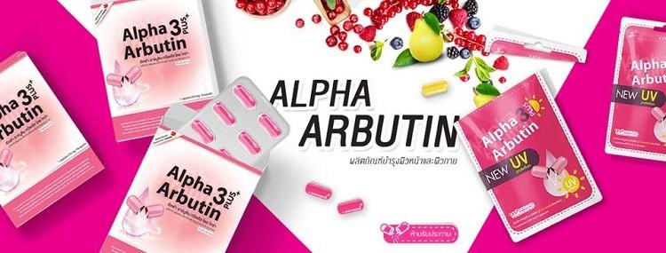 Cách sử dụng viên kích trắng Alpha Arbutin