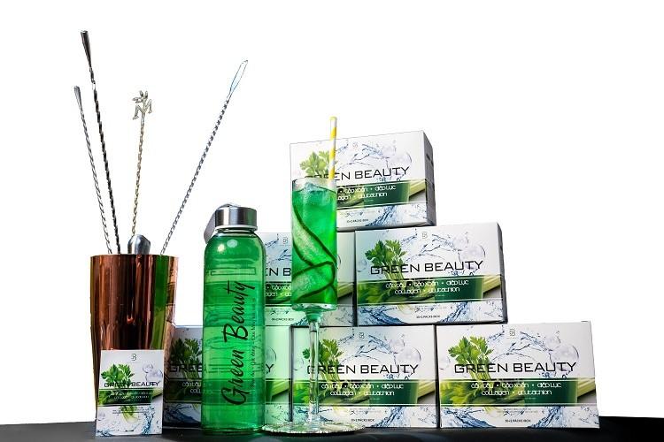 Review nước ép cần tây Green Beauty có tốt không?