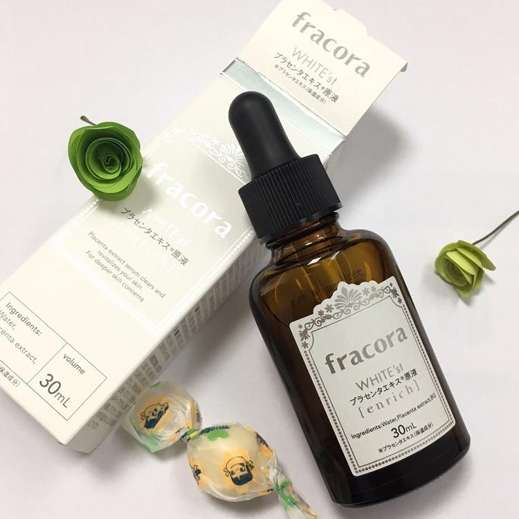 Review serum Fracora White Enrich có tốt không?