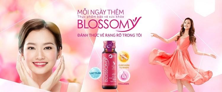 Review Collagen Blossomy có tốt không