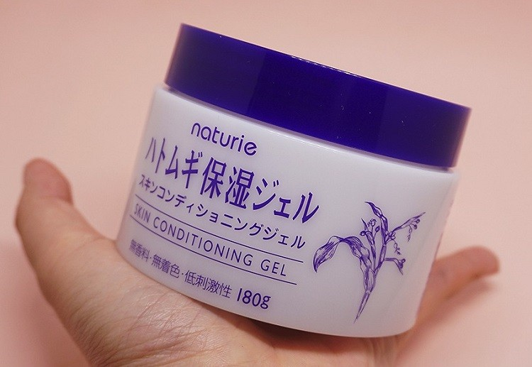 Kem dưỡng ẩm Naturie Skin Conditioning Gel review