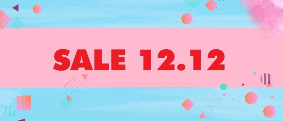 Khuyến mãi shock tới 50% ngày 12.12 - Săn sale cuối năm tại DailyVita.vn