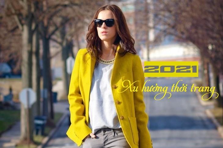 Xu hướng thời trang 2021 và xu hướng màu sắc hướng tới