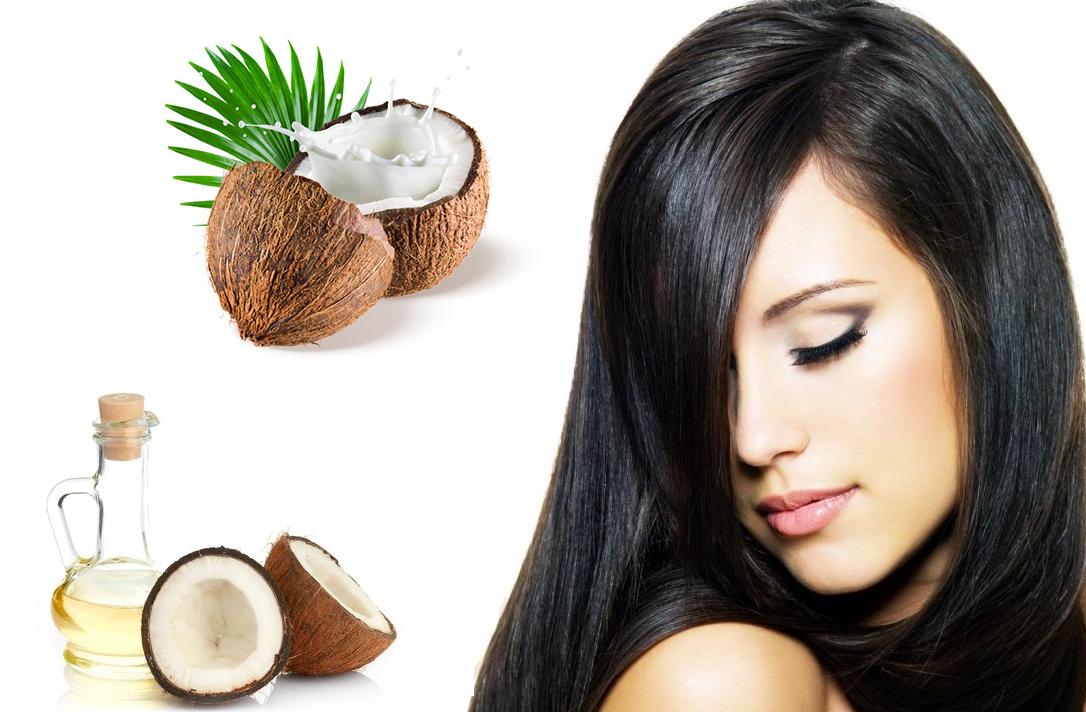 Cách dưỡng tóc bằng dầu dừa giúp tóc bóng khỏe, mềm mượt
