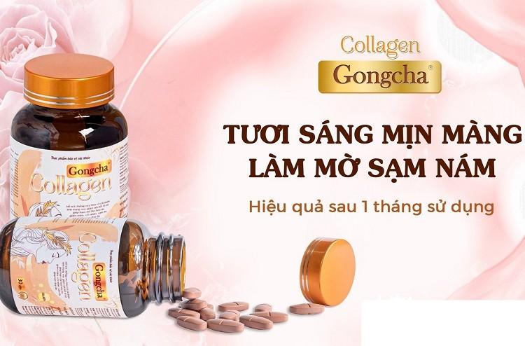 Review Collagen Gong Cha có tốt không?