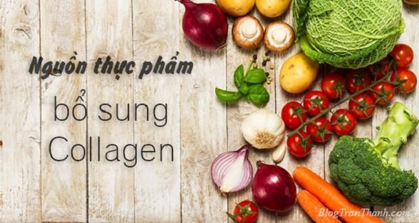 Ăn gì để bổ sung collagen cho da mặt giúp làn da hồng hào, căng bóng