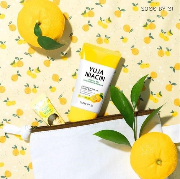 [Review] Kem chống nắng Some By Mi Yuja Niacin có tốt không?