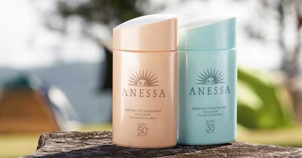 [Review] Tổng hợp 3 dòng kem chống nắng Anessa cho từng loại da