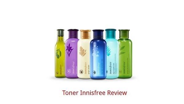 Toner Innisfree review 5 loại dành cho da khô, da dầu, da dầu mụn