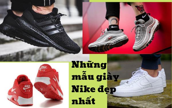 Top 7+ đôi giày Nike hot nhất hiện nay đang được giới trẻ săn lùng