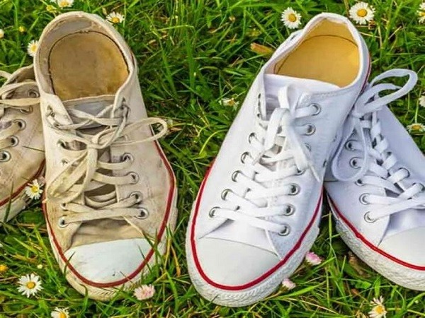 Cách giặt giày thể thao sạch sẽ, thơm tho như mới