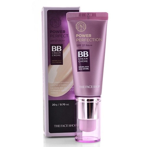 Kem BB cream The Face Shop