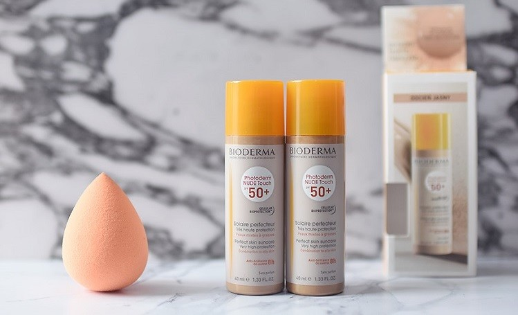 Bioderma Photoderm Nude Touch SPF50++