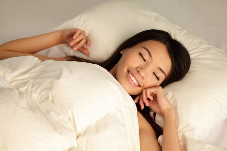 Ngủ là cách vô cùng hiệu quả