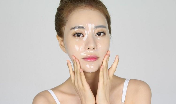 Sử dụng mặt nạ có các thành phần từ thiên nhiên