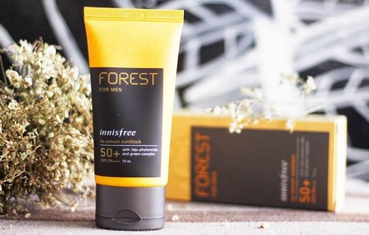 Innisfree Forest No Sebum Sunblock