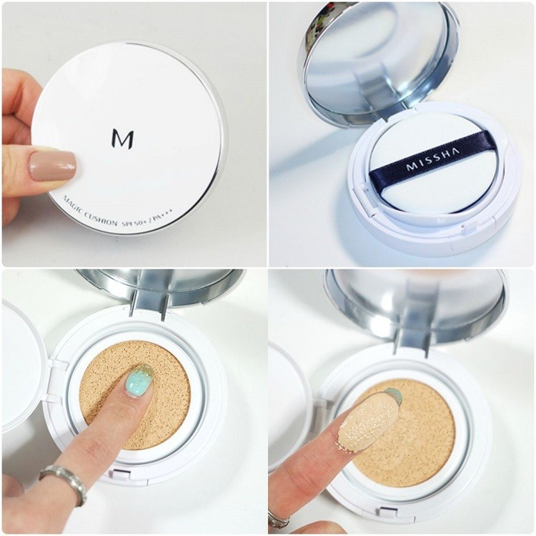M Magic Cushion của Missha