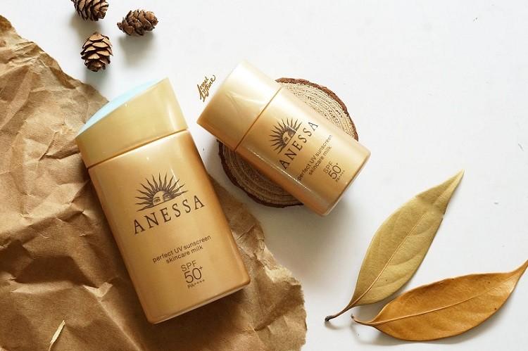Kem Chống Nắng Shiseido Anessa Perfect UV