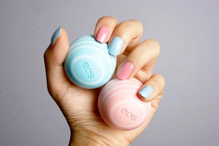 Son EOS Visibly Soft Lip Balm