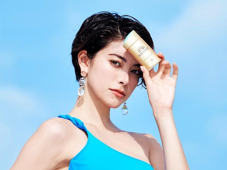 Anessa Perfect UV Suncreen Aqua Booster SPF 50
