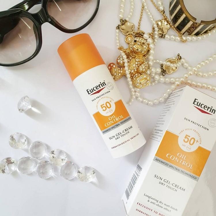 Eucerin Sun Gel – Creme Oil Control Dry Touch