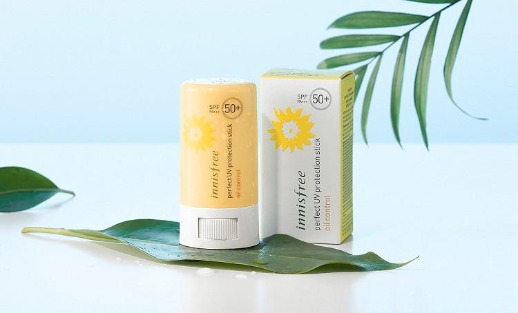 Innisfree Daily UV Protection Cream No – sebum