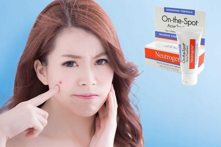 kem Neutrogena On The Spot Acne Treatment