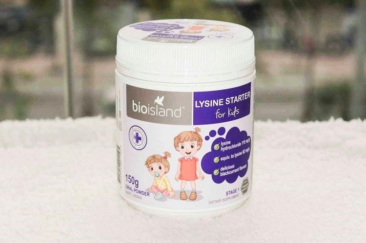 Bio Island Lysine Starter