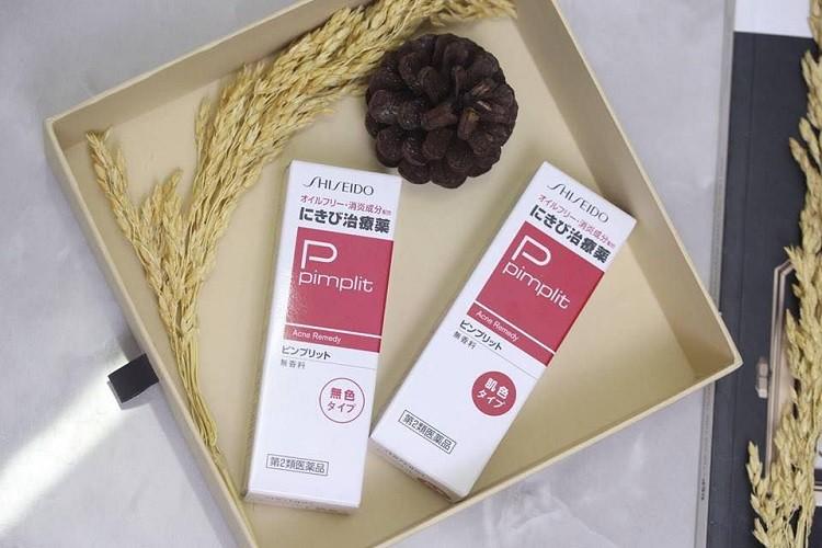 Shiseido Pimplit