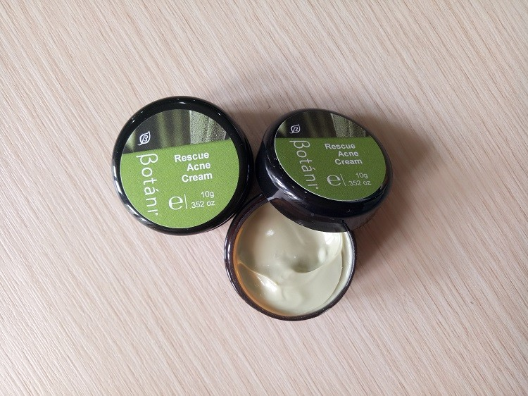 Botani Rescue Ance Cream