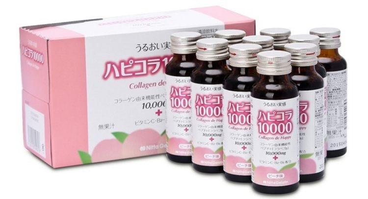 Collagen De Happy 10000mg dạng nước