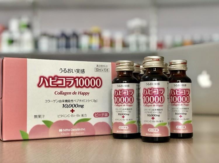 mua Collagen De Happy 10000mg dạng nước ở đâu