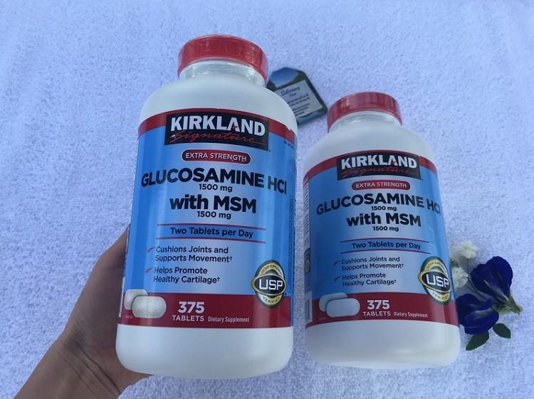 Viên uống Glucosamine HCl 1500mg