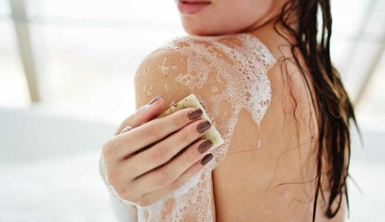 cách tắm sạch