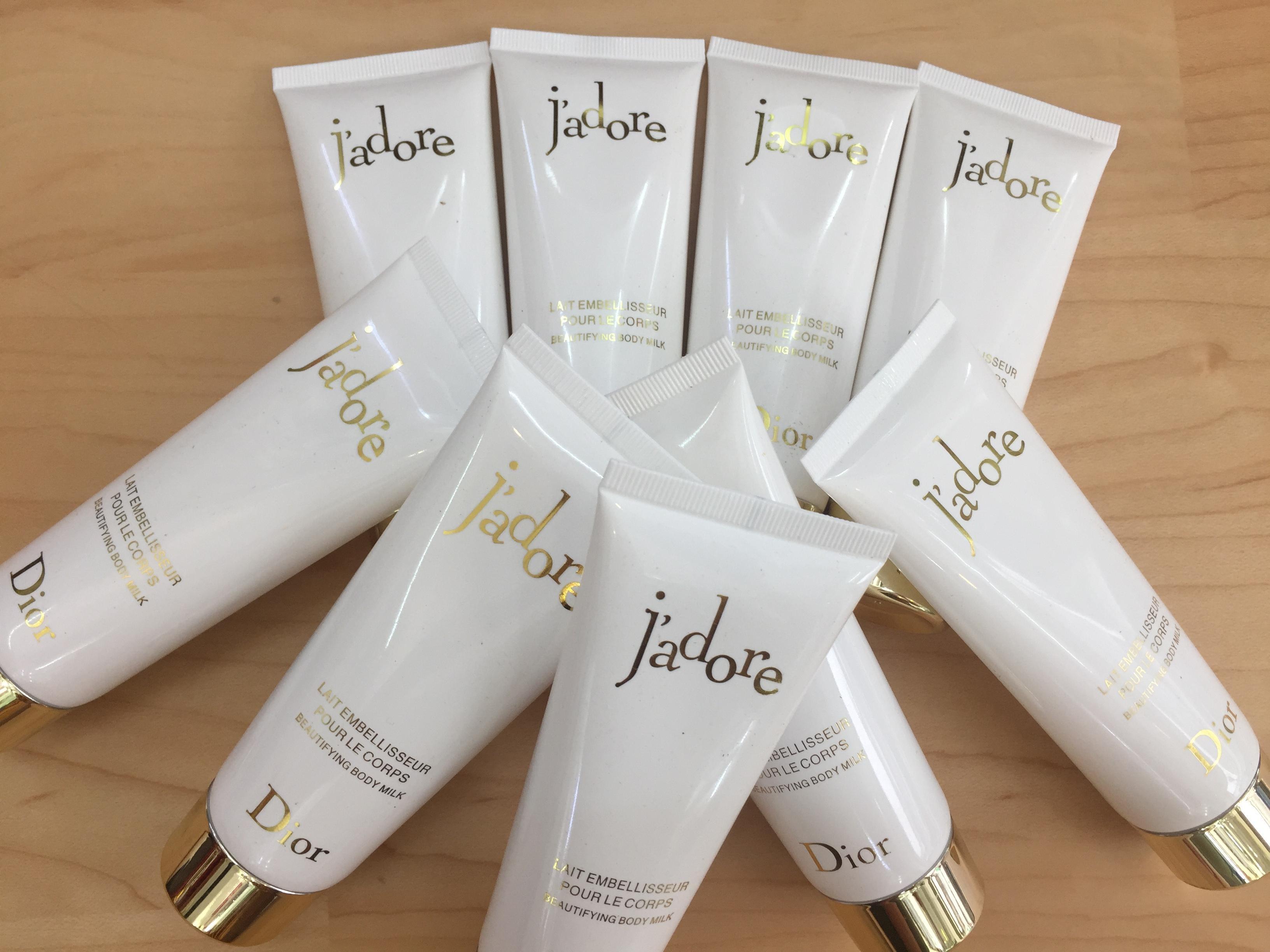 Sữa dưỡng thể Dior J'adore Beautifying Body Milk