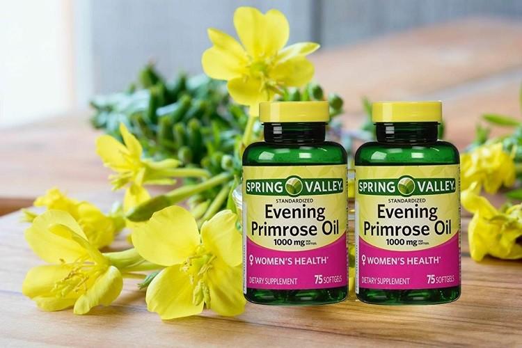 Spring Valley Evening Primrose Oil