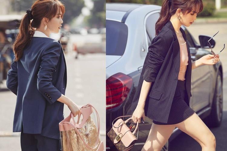 Style nữ tổng tài thanh lịch, quyến rũ và sang trọng