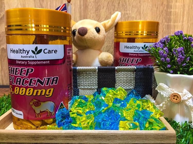 Sheep Placenta Healthy Care 5000mg