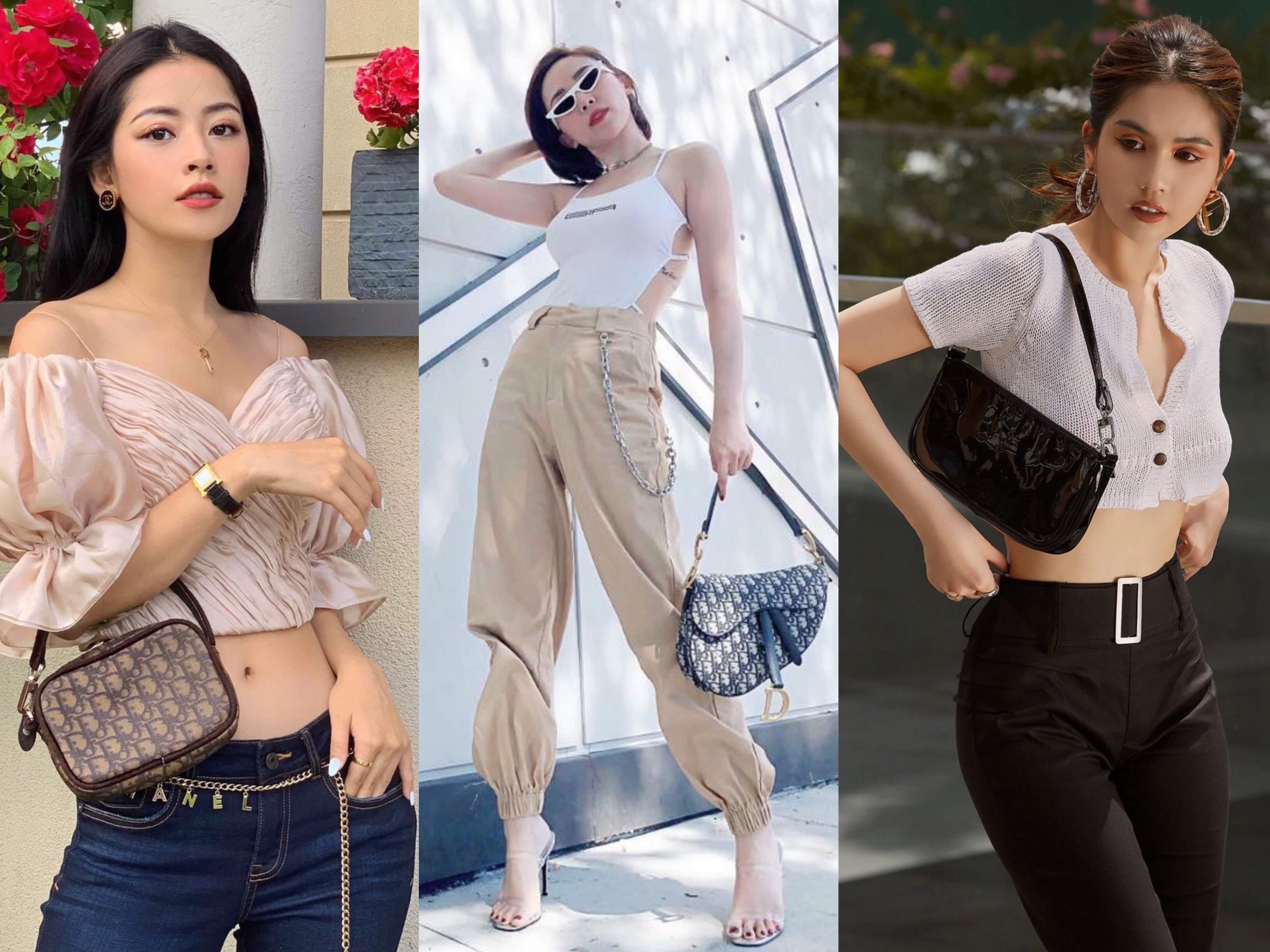 Túi kẹp nách trở thành làn sóng mới và được không ít ngôi sao thời trang trong nước, quốc tế yêu thích  Túi kẹp nách còn có tên gọi khác là shoulder bag với thiết kế dây đeo ngắn, người sử dụng khoác lên vai có thể tạo hiệu ứng cho đôi chân trở nên dài hơn. Những